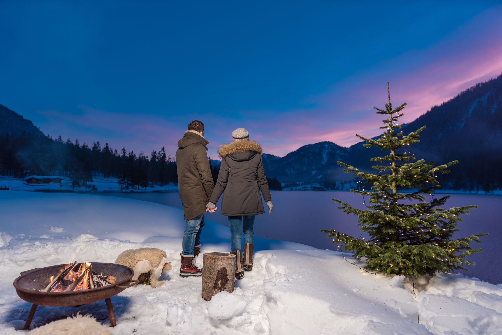 Bild OFP - Advent am Pillersee